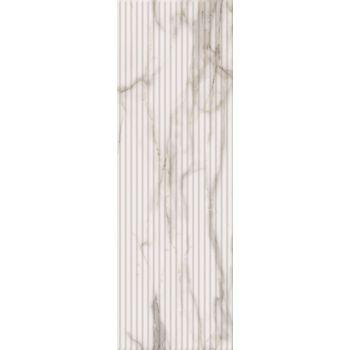 Charme Evo Calacatta Inserto Wave 25x75