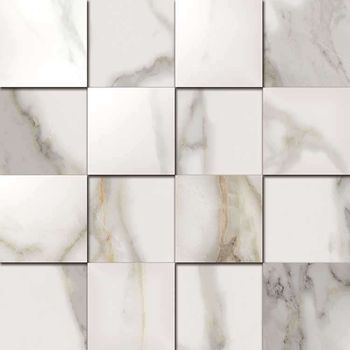 Charme Evo Calacatta Mosaico 30x30