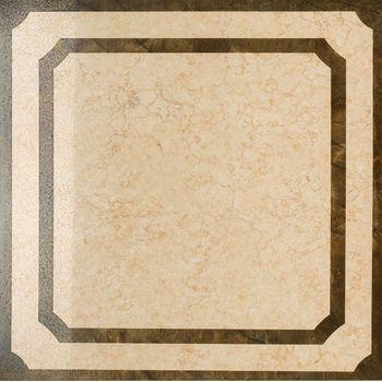 Charme Floor Amber Frame Inserto 59x59