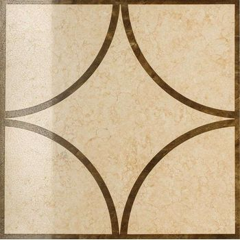 Charme Floor Amber Inserto Loop 60x60