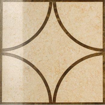 Charme Floor Amber Loop Inserto 59x59