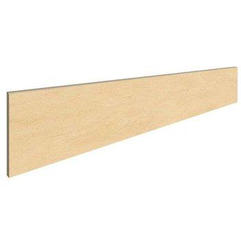 Charme Floor Cream Battiscopa 7.2x60
