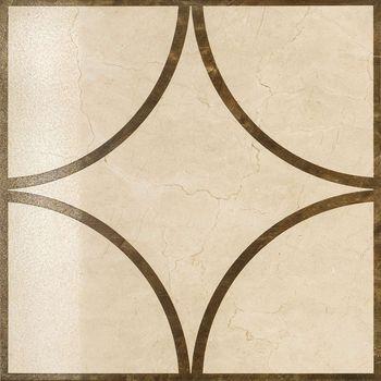 Charme Floor Cream Inserto 59x59