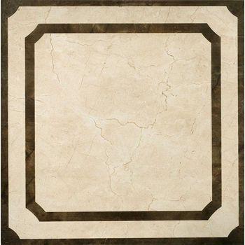 Charme Floor Cream Inserto Frame 59x59