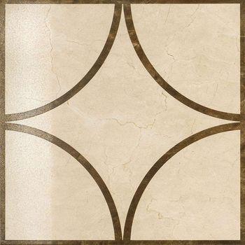 Charme Floor Cream Inserto Loop 60x60