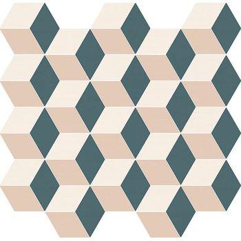 Element Silk Mosaico Cube Cold 30.5x33