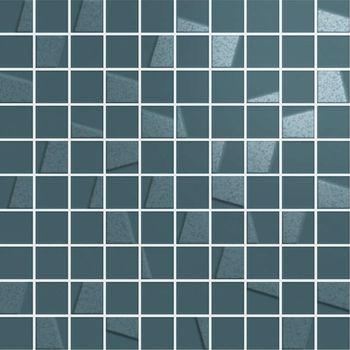 Element Silk Petrolio Mosaico 30.5x30.5