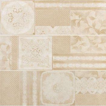 Elite Wall White Inserto Couture 25x75