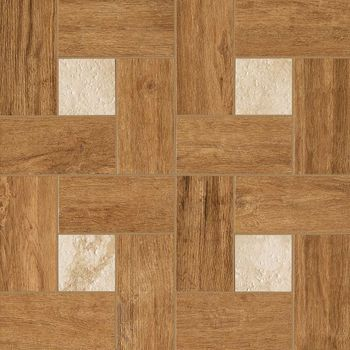 9мм NL-Wood Honey Inserto Glamour 45x45/НЛ-Вуд Хани Вставка Гламур 45x45