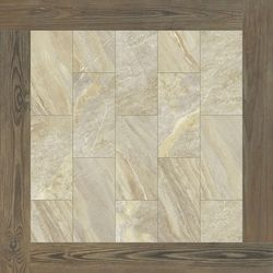Magnetique Beige Inserto Root 60x60