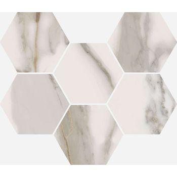 Charme Evo Calacatta Mosaico 25x29