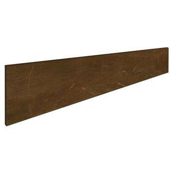 Charme Floor Bronze Battiscopa Naturale 7.2x60