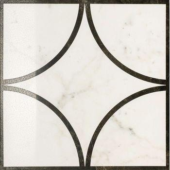 Charme Floor Pearl Inserto Loop Lux 59x59