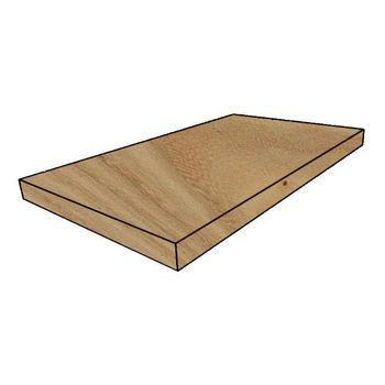 Element Wood Olmo Scalino Angolare Sinistro 33x120