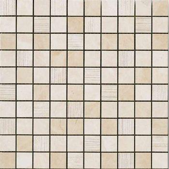 Elite Wall White Mosaico 30.5x30.5