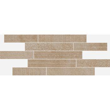 Materia Brick Multiline Warm 29.6x79.6