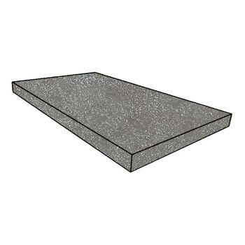 Materia Carbonio Scalino Angolare Destro 33x60