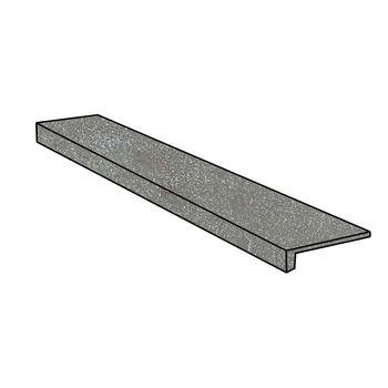 Materia Carbonio Scalino Frontale 33x120