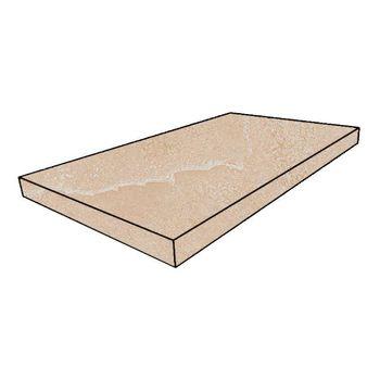 Materia Magnesio Scalino Angolare Sinistro 33x120