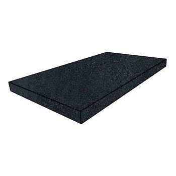 Materia Titanio Scalino Angolare Sinistro 33x120