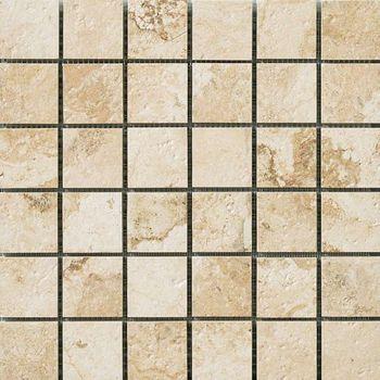 10мм NL-Stone Ivory Mosaico 30x30/НЛ-Стоун Айвори Мозаика 30х30