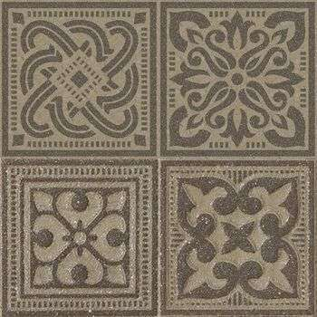 Travertino Floor Tozzetto Fashion Lux 7.2x7.2