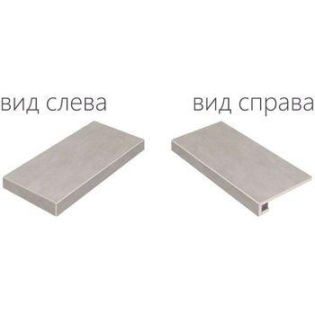 Urban Silver Scalino Angolare Sinistro 33x60