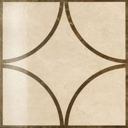 Charme Floor Cream Inserto Loop 60x60