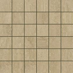 Travertino Floor Noce Mosaico Cerato 30x30